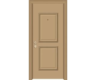 Θωρακισμένη πόρτα ασφαλείας SAC-3530