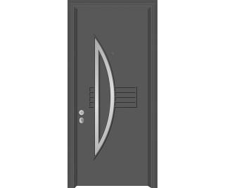 Θωρακισμένη πόρτα ασφαλείας SAI-4225