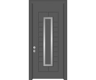 Θωρακισμένη πόρτα ασφαλείας SAI-4230
