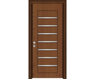 Θωρακισμένη πόρτα ασφαλείας SAI-4275