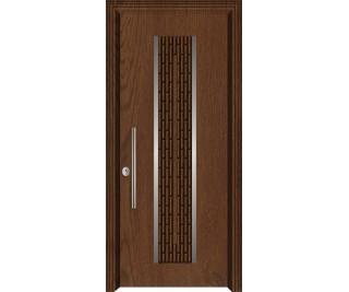 Θωρακισμένη πόρτα ασφαλείας SAI-4281