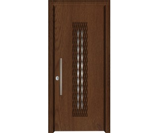 Θωρακισμένη πόρτα ασφαλείας SAI-4290