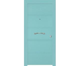 Θωρακισμένη πόρτα ασφαλείας SKD-2200
