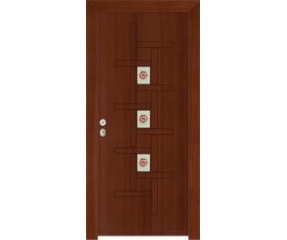 Θωρακισμένη πόρτα ασφαλείας SKD-2217
