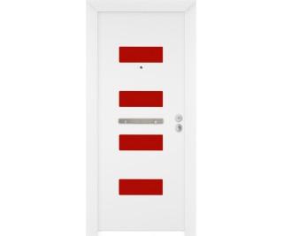 Θωρακισμένη πόρτα ασφαλείας SKD-2218