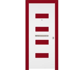 Θωρακισμένη πόρτα ασφαλείας SKD-2220