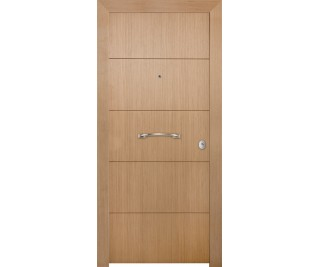 Θωρακισμένη πόρτα ασφαλείας SKD-2102