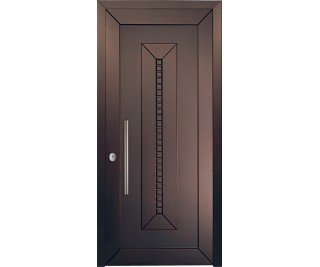 Θωρακισμένη πόρτα ασφαλείας SHH-2112