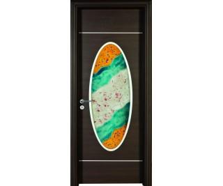 Εσωτερική πόρτα Laminate MLT-9324